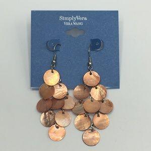4/$10 Simply Vera Boho Dangle Earrings